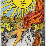 タロットカードを理解する【太陽】