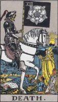 タロット・死神 カードの意味と解説