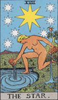 タロット・星 カードの意味と解説
