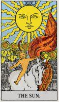 タロット・太陽 カードの意味と解説