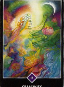 禅タロット【創造性】カードの意味と解説