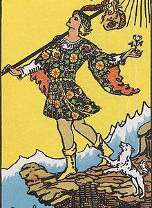 タロット・愚か者(フール)|カードの意味と解説