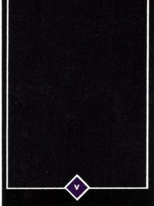 禅タロット【ノーシングネス】カードの意味と解説