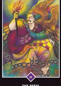 禅タロット【反逆者】カードの意味と解説