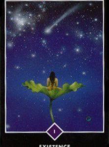 禅タロット【存在】カードの意味と解説