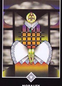 禅タロット【道徳】カードの意味と解説