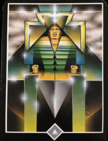 禅タロット【コントロール】カードの意味と解説