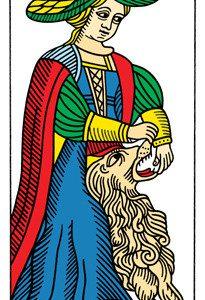 タロットで復縁を占って「力」のカードが出たら・・もう無理?