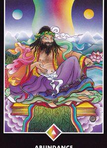 禅タロット【あふれ出る豊かさ】カードの意味