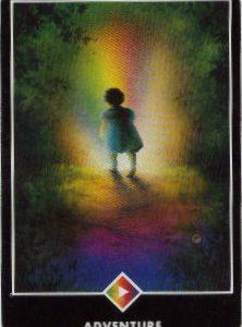 禅タロット【冒険】カードの意味と解説