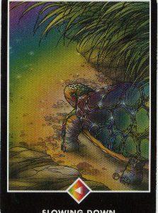 禅タロット【スローイングダウン】カードの意味