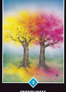 禅タロット【親しさ】カードの意味と解説