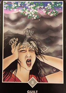 禅タロット【罪悪感】カードの意味と解説