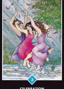 禅タロット【祝祭】カードの意味と解説