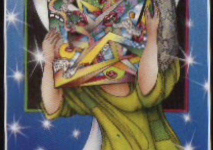 禅タロット【過去への執着】カードの意味と解説