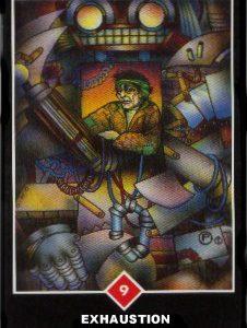 禅タロット【消耗】カードの意味と解説