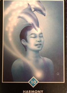 禅タロット【ハーモニー】カードの意味と解説