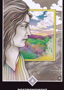 禅タロット【引き延ばすこと】カードの意味と解説